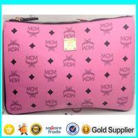 fashion clutch bags - 2015 MCM Women Clutch Bags Fashion Rivets Evening Bag PU Day Clutch Shoulder Bag MCM Messenger bag Cross Body Bag