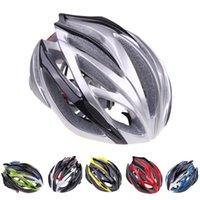 Wholesale 2014 NEW Men s Mountain Road Cycling Helmet Super Light Sports Bike Bicycle Helmets Parts g Colors