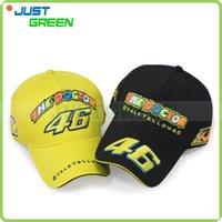 racing sports caps - MOTO GP Rossi Digital Racing Cap Outdoor Sports Motorcycle Hat Casual Baseball Cap for Women Men