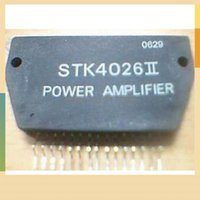 amplifier bag - disassemble the rear amplifier module STK4026II bag handy convergence order lt no track