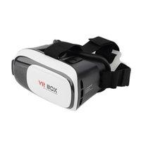 Wholesale Google cardboard HeadMount VR BOX Version VR Virtual D Glasses