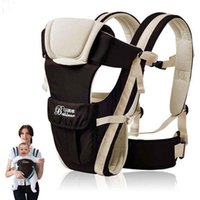 Wholesale 2 Months Breathable Multifunctional Front Facing Baby Carrier Infant Comfortable Sling Backpack Pouch Wrap Baby Kangaroo