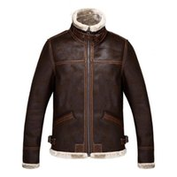 Wholesale Resident Evil Leon Leather Jacket Cosplay Coat Cotton Winter Warm Coats for Men