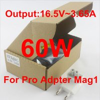 """Cheap 16.5V 60W L tip US EU AU UK Plug Replacement AC power for Mac laptop adapter charger for apple Macbook pro13"""" A1278 A1342 A1185 A1184 A1181"""