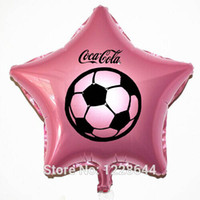 Multicolor advertising choice - DIY logo advertising balloons Photo printed aluminum foil balloon inch custom shaped star heart round shape choice