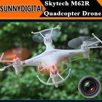 ar radio - Skytech M62R M62 G CH Axis Professional RC Helicopter Radio Control Quadcopter Aircraft Toys Ar Drone r c Drone Christmas Kids Gift