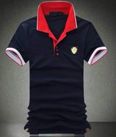 Cheap Men Polo shirt Best Short Sleeve Cotton shirt