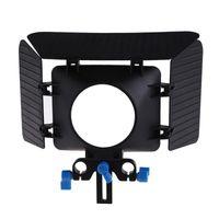 Wholesale New Commlite Matte Box Sunshade Universal M1 for SLR DSLR Cameras Camcorders