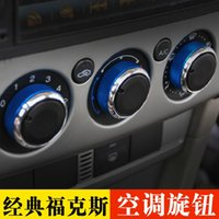 Wholesale Fox winning classic air conditioning knobs modified air conditioning switch manual button Fox