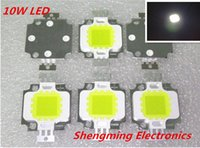 Wholesale W LED Integrated High power LED Beads White mA V LM mil Good quality