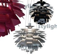 Wholesale PH Artichoke pendant lamp pendant light Poul Henningsen chandeliers dinning room hotel meeting room lighting
