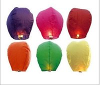 Wholesale Sky lanterns This is the FOB price A case of