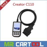 arrival creators - New Arrival Original Creator C110 V4 for BMW Code Reader OBD2 Code Scanner English German