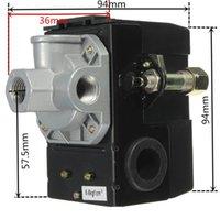 Wholesale Hot Sale Best Price Air Compressor Pressure Switch Control Valve Port PSI LF10A H Top Quality order lt no track
