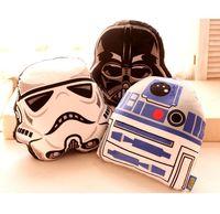 Wholesale Hot Sale Styles Star Wars PP Cotton Bolster Decorative Pillow Case Sofa Cushion Cover Home Decoration cm