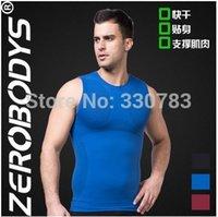 Wholesale men s body shaper slimming tight drawing abdomen belly fat corset posture corrector men undershirt top shapwear vest