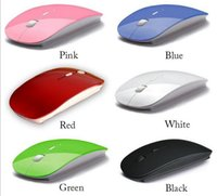 super slim - usb wireless Optical mouse and mice G receiver super slim mouse Cordless Scroll Computer PC Mice optical mouse