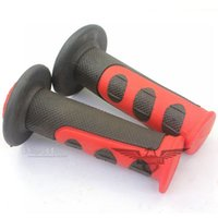 bars dirtbike - NEW SOFT MOTORCYCLE HAND GRIPS DIRTBIKE PIT BIKE MM quot BAR MADE IN CHINA