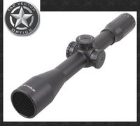 Wholesale TAC Vector Optics Marksman x mm Hunting Long Eye Relief Varmint Rifle Scope Sight with RangeFinder Glass Reticle mm Mount Ring