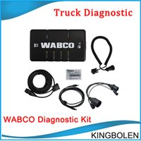 arrival duty free - New Arrival WABCO DIAGNOSTIC KIT WDI WABCO Trailer and Truck Diagnostic Interface WDI Heavy Duty Scanner DHL
