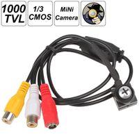 Wholesale 1 Inch PC1099K CMOS TVL Mini Digital Screw Camera CCT_545