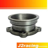 Wholesale J2 RACING STORE quot to quot V Band Turbo Downpipe Exhaust Flange Adapter Bolts CONVERSION KIT PQY4830