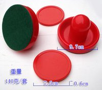 air hockey table game - Large size cm Ball slice diameter Air Hockey Desktop ice hockey table games Novelty Games