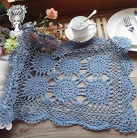 baby payments - home happy ex gratia payments export Hand crochet blue mat cover towel decorative towel