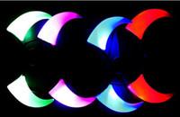 Wholesale LED lamp devil horn light emitting horn concert cheer carnival toy flash light emitting headband hairpin hairpin Cartoon Christmas Party Dec