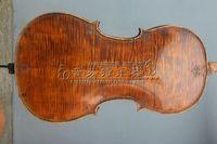 Wholesale Cello Old Birdeye Maple Spruce Nice Finished Powerful Sound Master Work