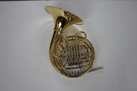 Cheap F Bb 4 key double Detachable bell French Horn Copy of CONN 8D With foambody case EMS free shipping