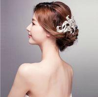 Cheap Hair Jewelry wedding jewelry set Best Rhinestones Rhinestone bridal hair accessories