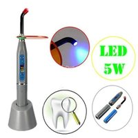 Wholesale 5W mw Wireless Cordless LED Cure Hardening Lamp Light for Dentist
