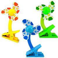 Wholesale Baby Clip on Mini Stroller Fan