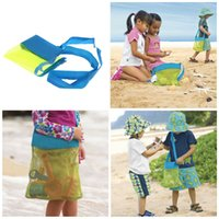 baby beach buggy - Sand Away Baby Beach Shell Storage Bag Children s Tool Buggy Bag Treasures Collection Bags