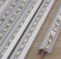 Wholesale 50cm LED Strip Bar Light with Aluminium Alloy Shell SMD LED Light Hard Rigid light led Bar Strip Light
