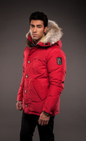 bay for sale - 2017 ARCTIC BAY TORONTO PARKA with Button ARCTIC BAY down coats for cold weather ARCTIC BAY Canada sale