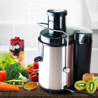 Wholesale SKG Premium RPM High Yield Stainless Steel Wide Mouth Juice Extractor H16275