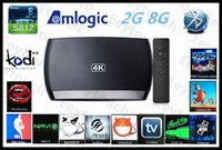 hdd player - CX S806 android tv box Amlogic S812 Quad Core smart tv GHz Android kitkat K mini pc HDMI HDD Player GB GB DLNA XBMC S806