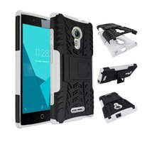 asus flash - DAZZLE Hybrid KickStand Impact Rugged Heavy Duty TPU PC Shock Proof Cover Case For ALCATEL onetouch flash ASUS ZenFone Laser ZE500KL