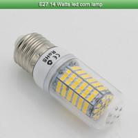 ac e - 10x ampolletas led v e27 smd chip leds corn lamp watt led bulb light v led light for home ac volt e bulb lighting