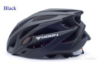 Wholesale MOON brand bicycle helmet Ultralight and Integrally molded Professional bike cycling helmet Dual use Road or MTB colors Size cm cm