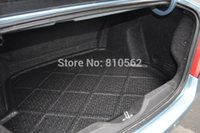 auto trunk carpet - car trunk mat floor mat waterproof floor protector auto Seat cushions carpets for KIA Sportage R K2 K3 K5 Forte Soul Pride