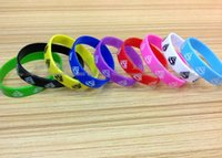 Wholesale 9 styles Hot sale Superman wristbands Superman Silicone Wristbands silicone bracelet Hot sale Classic Support wristband