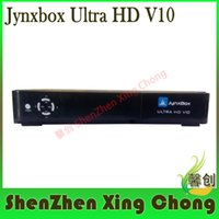 digital satellite receiver hd - jynxbox ultra hd v10 fta satellite receiver hd north america jynxbox v10 satellite tv receiver digital tv receiver
