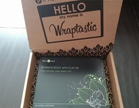 it works body wraps - New It Works Body Wraps Ultimate Body Applicator Box of Wraps