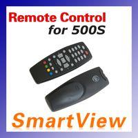 Wholesale 1pc dm500 remote control for DM500 S C T DVB S DVB C DVB T satellite receiver cable receiver post