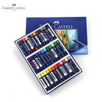 Wholesale Genuine Faber Castell oil pastels set Colors professional quality artistic creation art supplies crayon and oil pastel