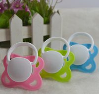Wholesale Cute Butterfly High Quality New Safety Infant Silicone Pacifier Hot Funny Dummy Dummies Baby Feeding Pacifiers