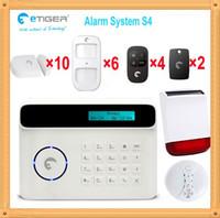 auto alarm shops - DHL GSM SMS Home intrusion Security Alarm System Detector Sensor shop house office alarm security